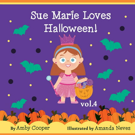 The Real Mortal Kombat Halloween (Vol.: Sue Marie Loves Halloween: Bedtime Storybook for Preschool Children, Short Story for Kids with Pictures, Children's Stories with Moral Lessons)