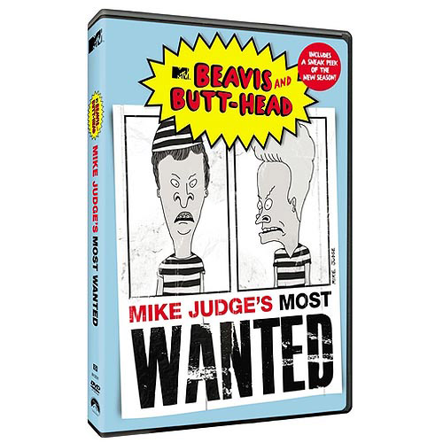 Beavis And Butt-Head: Mike Judge's Most Wanted (Full Frame)