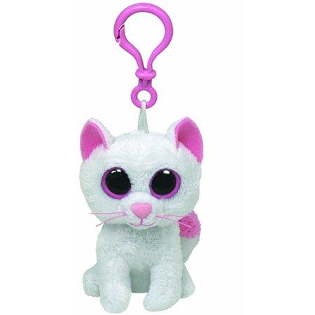 d043e723793 Ty Beanie Boos - Cashmere-Clip the Cat - Walmart.com