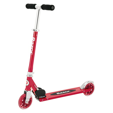 Razor A125 Anodized Scooter with Adjustable Handlebars