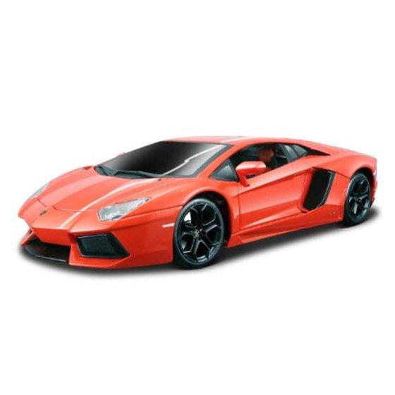 Maisto R C 1 24 Lamborghini Aventador Lp700 4 Orange Walmart Com