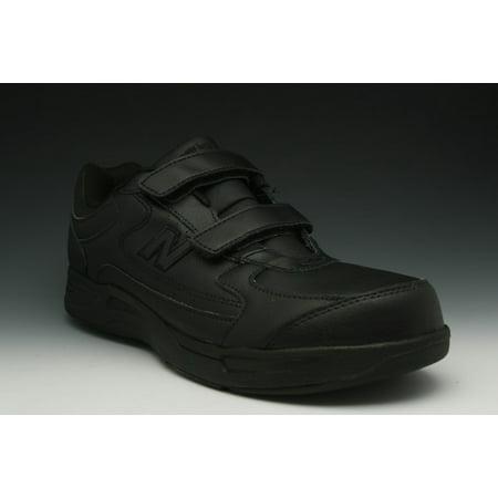quality design 8f5eb 0d205 New Balance - New Balance 576  health walk  mens velcro sneakers black  (mw576vk) - Walmart.com