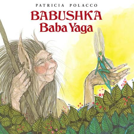 Babushka Baba Yaga - Audiobook](Baba Yaga Halloween)