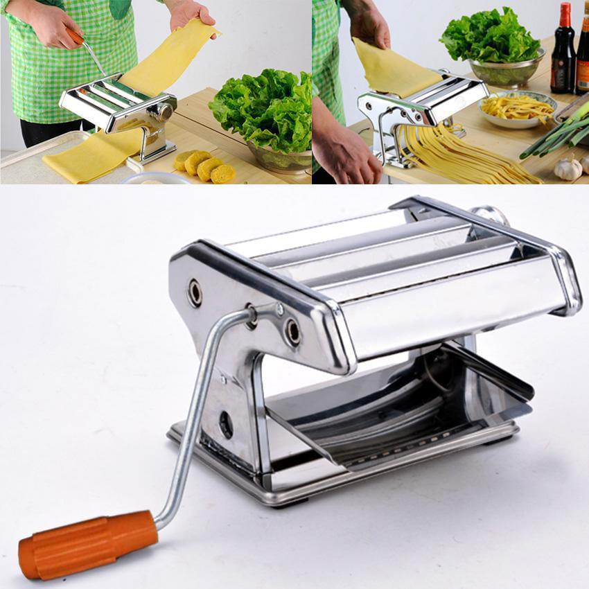 "7"" Roller Machine Pasta Maker Dough Making Fresh Noodle Machine FSBR by"