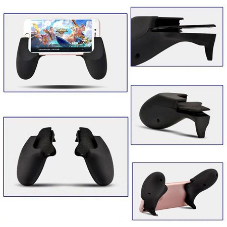 Sensitive Shoot and Aim Keys Shooter Controller Mobile Gaming Trigger for PUBG Games - image 2 of 6