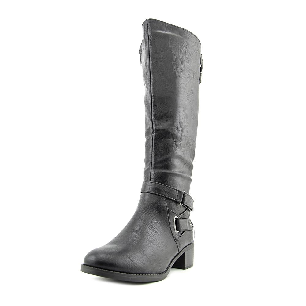 Easy Street Mesa Round Toe Synthetic Knee High Boot by Easy Street