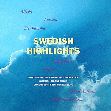 Swedish Highlights By Alfven Larsson Lindblad Sod Artist Format Audio Cd