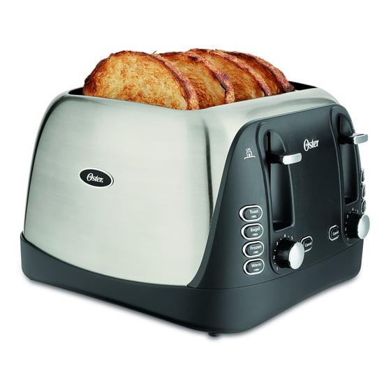 Oster Toaster Ovens At Walmart ~ Oster slice toaster stainless steel tssttrjbs