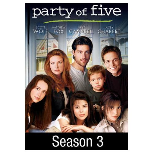 Party of Five: Season 3 (1996)