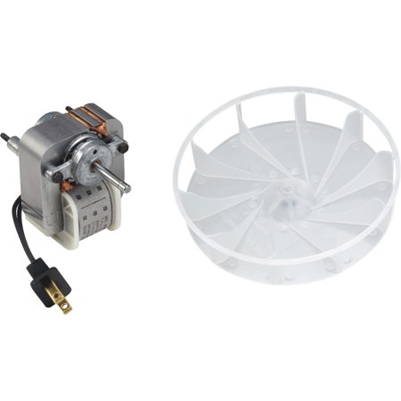 Broan Bath Exhaust Fan Motor/Wheel Replacement