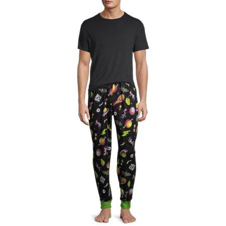Rick & Morty Men's Jogger Lounge Pants