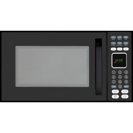 Advent Mw912b Black Built In Microwave Oven Specially For Rv Recreational Vehicle