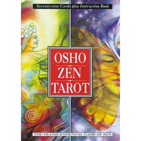 Osho Zen Tarot : The Transcendental Game Of Zen](The Halloween Tarot Kipling West)