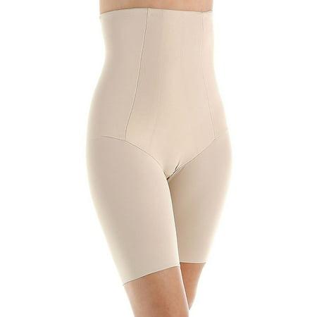 6382e1d3b5 Miraclesuit - Miraclesuit Shapewear Women s Extra Firm Shape with an Edge Hi -Waist Long Leg 2709 - Walmart.com