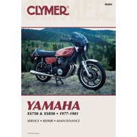 Yamaha Xs750 & 850 Triples 77-81 (Paperback)