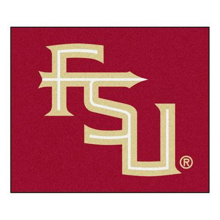 (FANMATS NCAA Florida State University Indoor/Outdoor Area Rug)