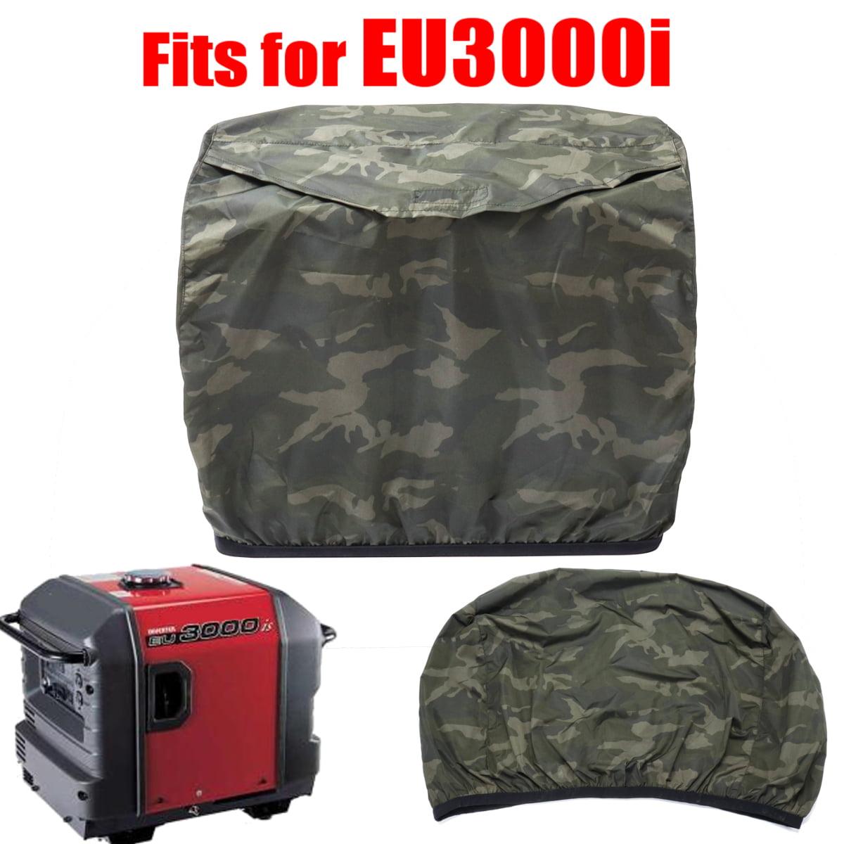"""13""""x22""""x18.7"""" Camo Green Generator Protect Cover for Honda EU3000iS EU3000iSH by"""