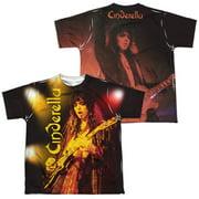 Cinderella - Live Show (Front/Back Print) - Youth Short Sleeve Shirt - Large