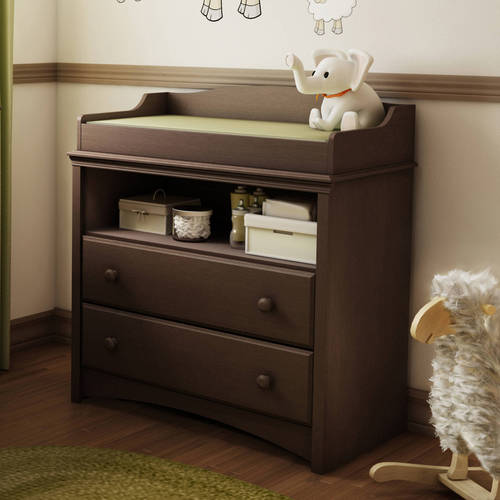 South Shore Angel Changing Table with Drawers, Multiple Finishes by South Shore
