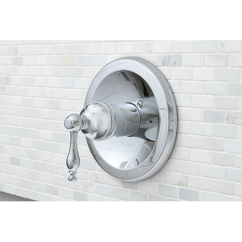 Premier Faucet Wellington Tub and Shower Faucet with Metal Lever Handle