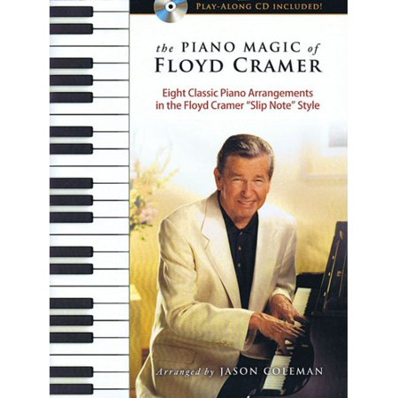 The Piano Magic of Floyd Cramer (Sheet Music)