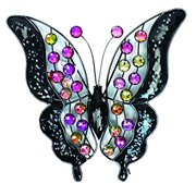 """Very Cool Stuff 13"""" Rainbow Bling Butterfly"""