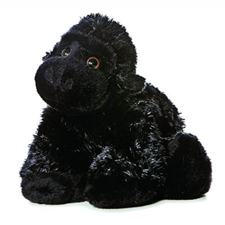 "Aurora Plush Gilbert Gorilla Mini Flopsie 8"""