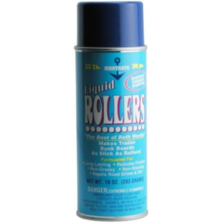 Mary Kate 56396100 MaryKate Boat Care Products - Liquid Rollers Trailer Bunk Boards Lubricant