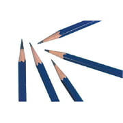 General's Hexagonal Non-Toxic Drawing Pencil, HB Thin Tip, Black, Pack of 12