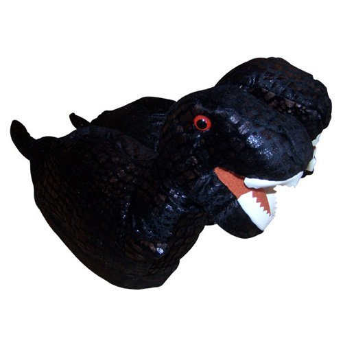 Comfy Feet T-Rex Animal Feet Slippers