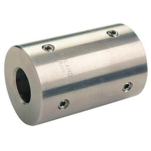 RULAND MANUFACTURING SCX-12-12-SS Rigid Shaft Coupling, Set Screw, 3/4in.