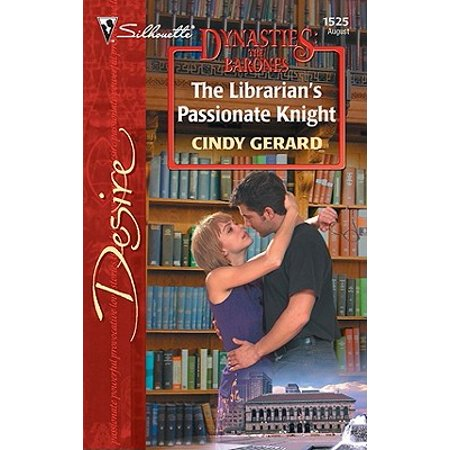 The Librarian's Passionate Knight - eBook