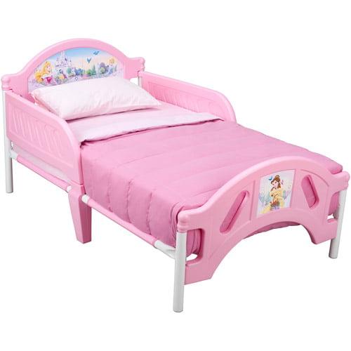 Disney - Princess Toddler Bed