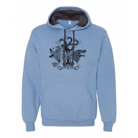 Unisex Mens & Womens Hoodie - Very Soft