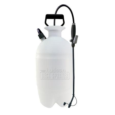 Hudson 67882 2 Gallon Translucent Poly Deck Pump