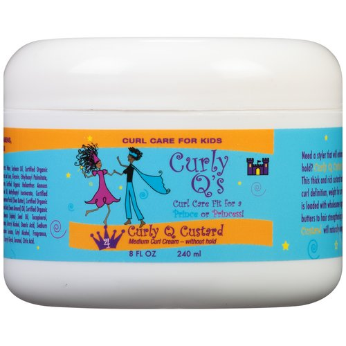 Curly Q's Custard, 8 fl oz