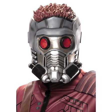 Guardians of the Galaxy Vol 2 Star-Lord Adult 3/4 Mask Costume Accessory - image 1 de 1