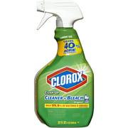 Clorox Clean Up All Purpose Cleaner With Bleach Spray Bottle Original 32 Oz