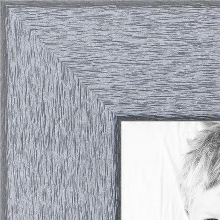 ArtToFrames MDF Picture FrameWOMBW26-442  Platinum Style-5