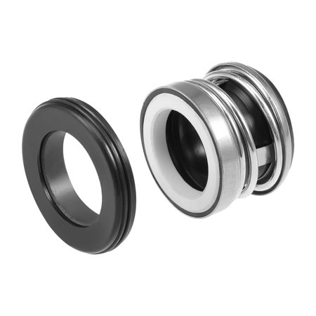 Mechanical Shaft Seal Replacement for Pool Spa Pump 2pcs 104-19 - image 3 de 4
