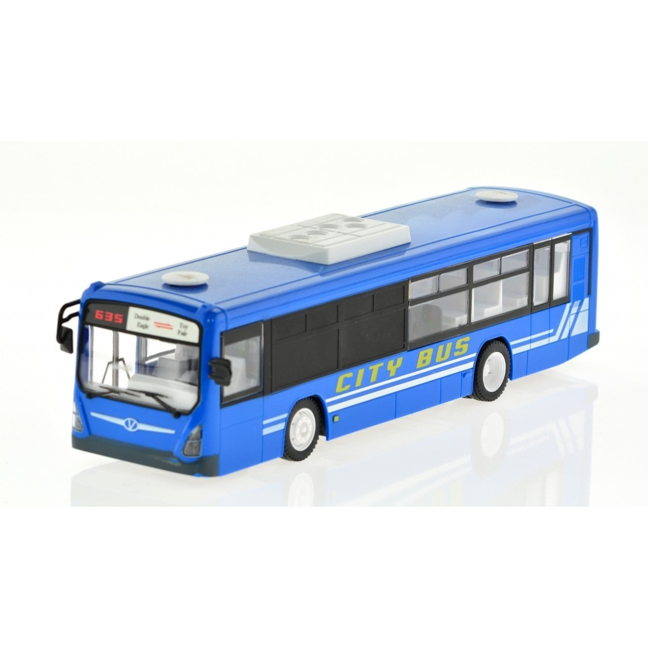 CIS 2.4 GHz Remote-control Bus With Opening Doors