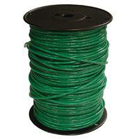 Building Wire,THHN,6 AWG,Green,500ft SOUTHWIRE COMPANY 20497401