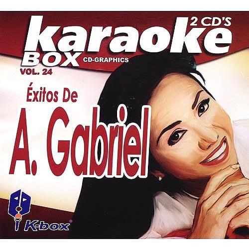 Karaoke: Exitos De A. Gabriel (2CD)