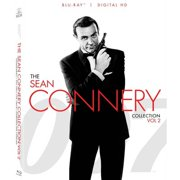 Sean Connery 007 Collection: Volume Two Thunderball   You Only Live Twice   Diamonds Are Forever (Blu-ray + Digital HD) by Mgm