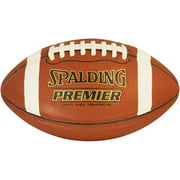 Spalding Premier Official Size Composite Leather Football