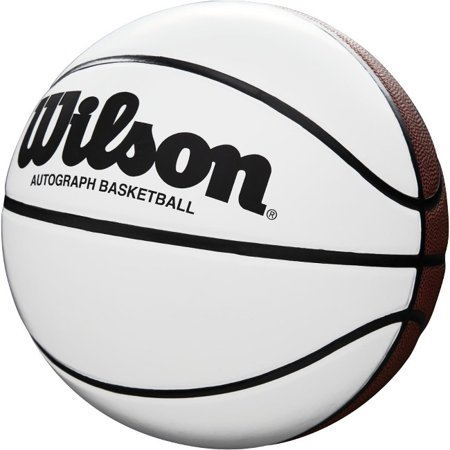 Wilson Sports Autograph Basketball (Robinson Autographed Basketball)