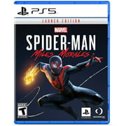 Spider-Man: Miles Morales Launch Edition - PlayStation 5