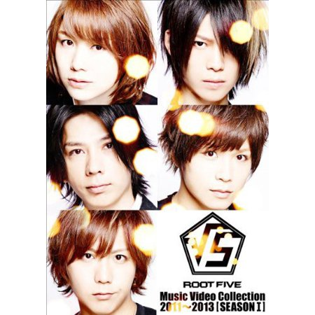Root Five Music Video Collection (DVD)