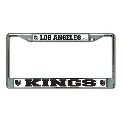 NHL - Los Angeles Kings Chrome License Plate Frame