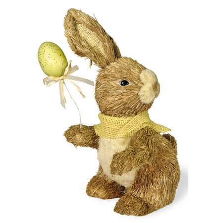 Boston International Bowtie Bunny with Balloon Statue](Bunny Balloon)